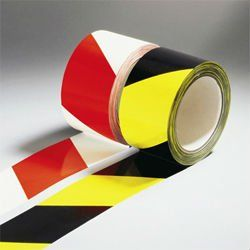 Non Reflective Hazard Warning Tape