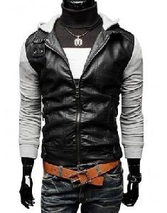 Trendy Fashionable Leather Jacket