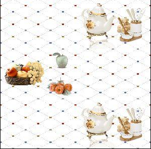 Digital Printed Kitchen Tiles