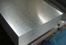 Galvanized Standard Steel Plate