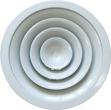Round Air Ceiling Diffuser