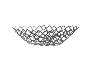 Iron Wire Metal Fruit Bowl