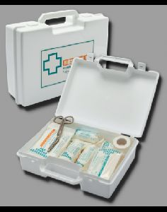 First Aid Kit Plastic Box