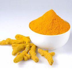 Pure Turmeric Powder & Chili Powder.