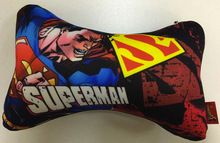 Superman Car Neck Pillow
