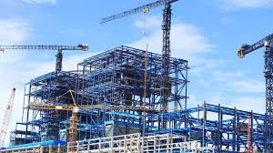 Providing Fabrication Services At Construction Site