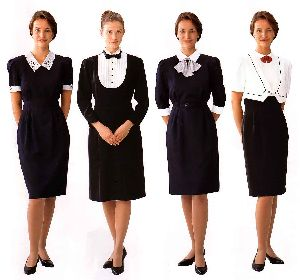 Hotel Housekeeping Staff Uniforms