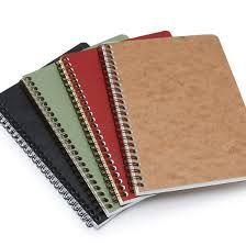 Large Spiral  Notebook
