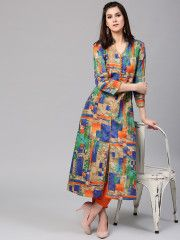 Printed Ladies Kurtis