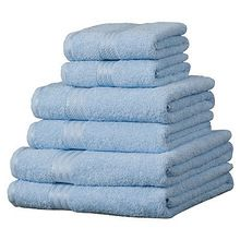 Towel Set With Different Colour