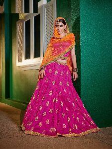 Bridal Ghagra Lehenga Choli