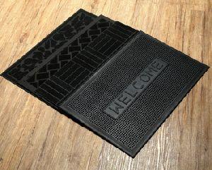 Bleach Printed Coir Door Mats