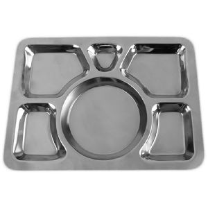 Stainless Steel Trays Of Round
