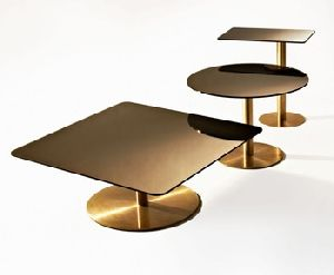 Brass Antique New Metal Cake Stand