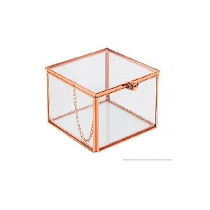 Copper Jewelry Box