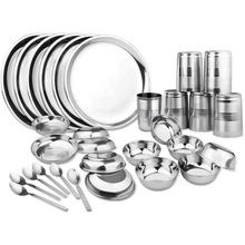 Stainless Steel Dinner Set For Cookware Use
