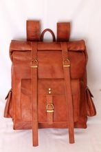 Colors N Craft Leather Backpack