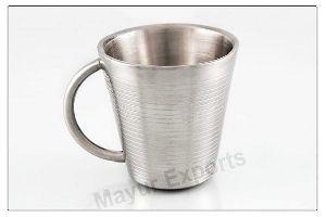 Double Wall Coffee Mug