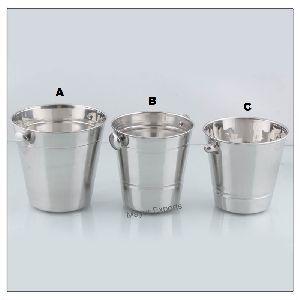 Stainless Steel Bar Ice Bucket