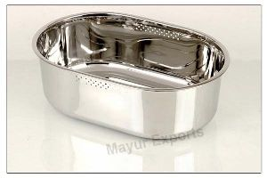 Stainless Steel Bath Tub
