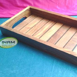 Handmade Wooden Serving Tray