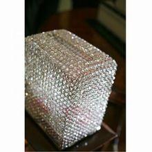 Crystal Beaded Card Box