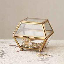 Wedding Gift Glass Box