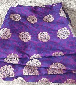 Silk Brocade Jacquard Fabric