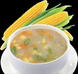 Instant Sweet Corn Soup Mix Powder