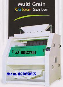 Multi Grains Color Sorter Machine