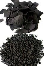 Water Purification Black Granular Activated Carbon