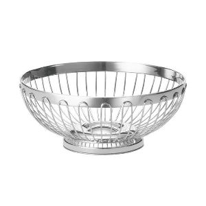 Round Stainless Steel Regent Basket