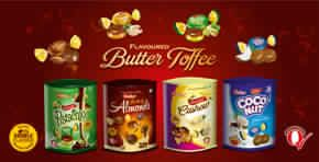butter flavour toffees