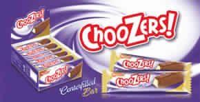 Choozers - Centerfilled Bar