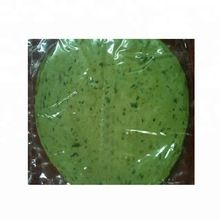 Green Chilli Papadum