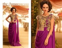Latest Ladies Party Wear Gown