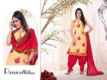 Punjabi Palatial Suit