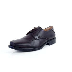 Dark Brown Mens Formal Leather Shoes