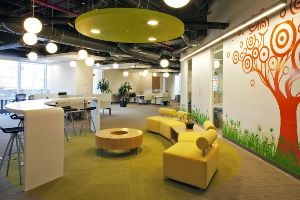 Corporate Office Interior Designing Services