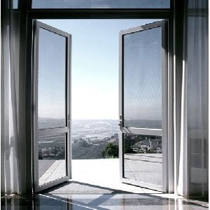 UPVC Double Glazed French Door