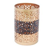 Two Tone Finish Votive