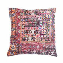 embriodery Vintage banjara patchwork cushion covers