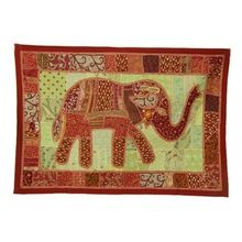 Handmade Khambadia Patchwork Decorative Pieces Wall-Hangings