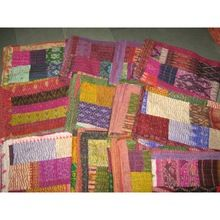 Handmade Traditional Kantha Quilts