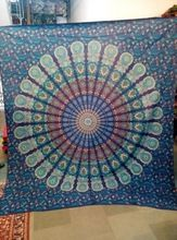 Mandala Decorative Handmade Hippy Tapestry