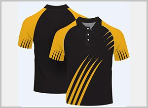 Sublimation Polo T-shirt