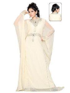 Arabian Wedding Gown Bridal Caftan Dress