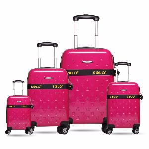 Spinner Trolley Case Luggage Set