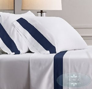 Banded Sateen Bedding Collection