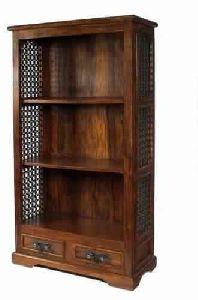 Wooden Bookshelf Or Rack